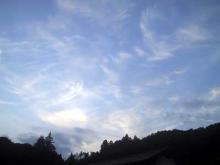 夕方の空☆