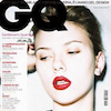 スカーレット・ヨハンソン 106度のパーフェクトな鼻 & 2008年イタリア版GQ誌の画像