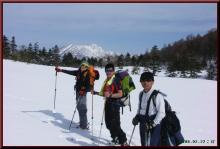 ロフトで綴る山と山スキー-大ダルミ