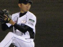 s初登板・飯塚