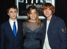 ハリー&ハーマイオニー&ロン