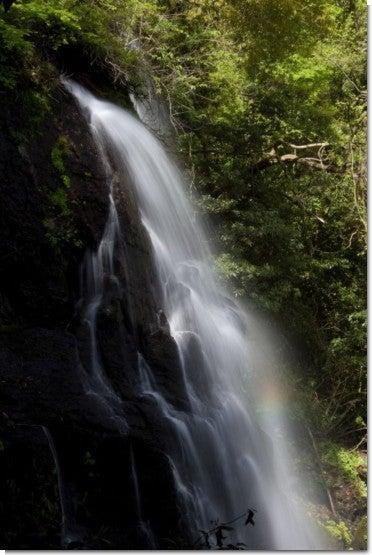 うそぐいの滝3