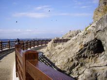 中国大連生活・観光旅行通信**-江ノ島 岩屋3