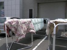 羽ふとん洗濯5