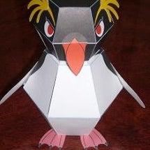 ペンギン爆弾できた~
