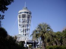 中国大連生活・観光旅行通信**-江ノ島タワー