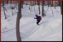 ロフトで綴る山と山スキー-ショートカット1