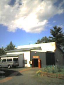 玉ねぎ倉庫