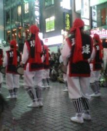 新宿エイサー1