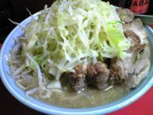 二郎チャー大野菜