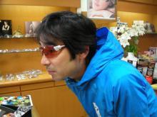 眼鏡屋HARUさん「道あり道」