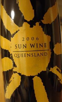 SUN WINE QUEENSLAND 2006