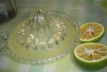 かぼす果汁