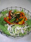 山盛りサラダ