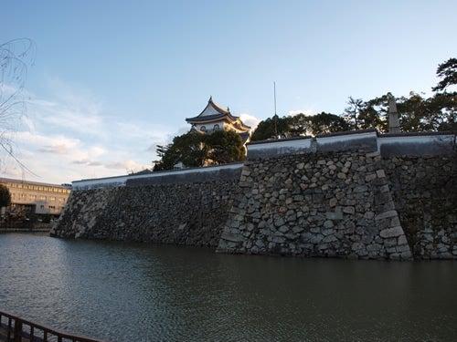 お城部ログ ~お城を攻めるお城部メンバーのブログ~-岸和田城