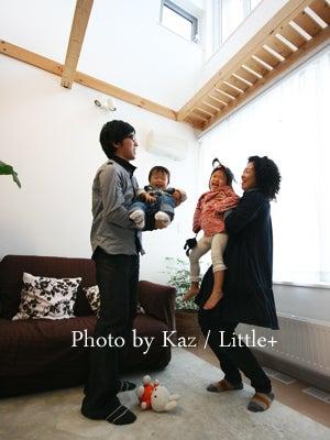 フォトグラファーKazのリトルプラスな日々-家族写真
