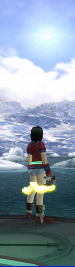 この氷原の向こうに