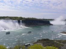 アメリカ、カナダ滝