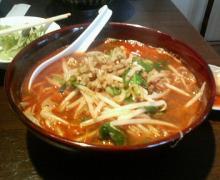 韓ノ華 坦々麺