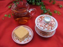 11月の中国茶