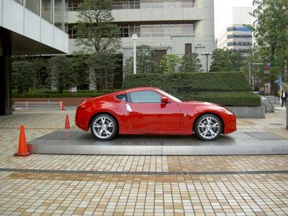 チョロQ☆スタイル-Z34 red side