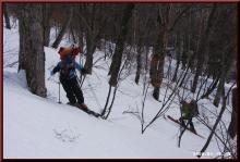 ロフトで綴る山と山スキー-ショートカット