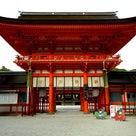 下鴨神社に初詣の記事より