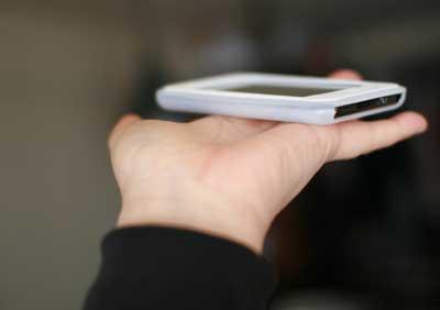 iPod touch用ダブルカラーシリコンジャケット