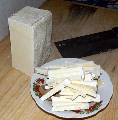 モンゴルチーズ(ホロード)