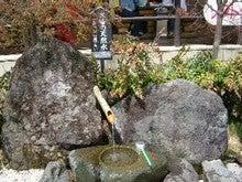 大笹湧き水