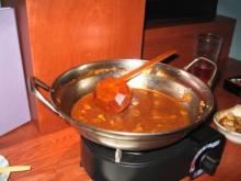 もつ鍋カラッポ