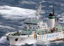 南朝鮮警備艇