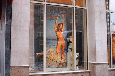 ニューヨークの天丼はうまかった?! ★♪☆ 店長Naomiとスタッフのマンハッタン買い付け日記 ☆♪★-Victoria's Secret1