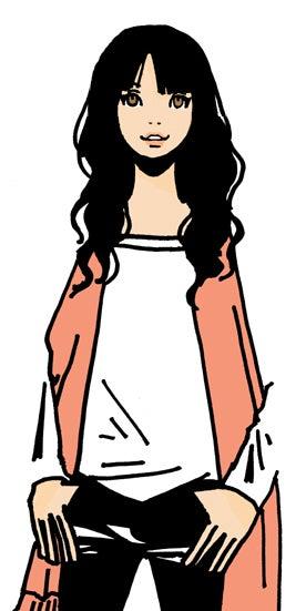 シンプルイラスト改良 女の子イラスト Ameba