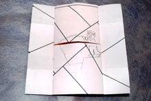 数楽者のボヤキ・ツブヤキ・ササヤキ-中学 数学 道徳 Mathematics Puzzles--Magic Card 4コマ漫画 002