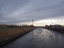続 東京百景(BETA version)-#023 新河岸川とその先の隅田川