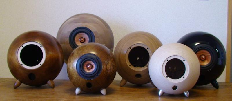 「球体スピーカー」の画像検索結果