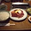 焼き肉でも雑穀②『太昌園 @上野』の画像