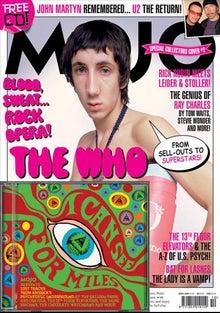 Mojo Magazine 2009 April