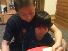 格闘親子と、のほほん母-SN3G0239.jpg