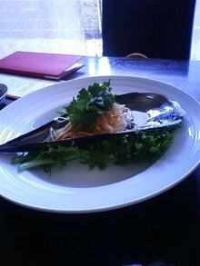HardReggaeCafe@Ameblo.jp-たいら貝の炒め物