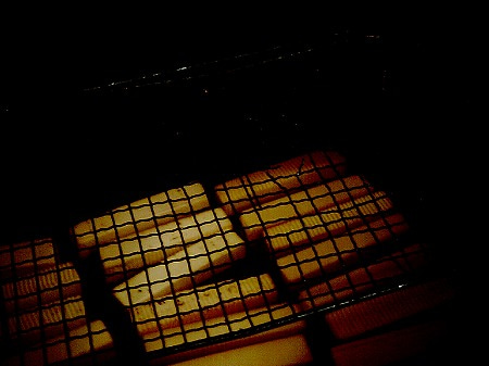 トイカメラで変わる日常-燻製チーズ