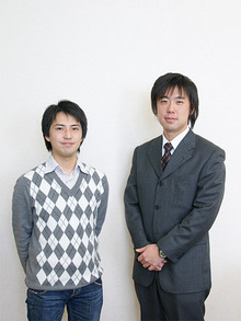 Social Marketing Japan's Member Blog-夢職人岩切さん(写真右)とSMJ後藤