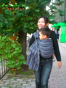 wrap baby☆sling