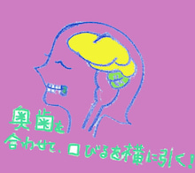 J.ヤンズのつれづれ絵日記道中-奥歯