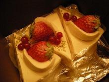 女将のブログ-ケーキ