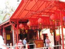 fujiyanのシンガポール駐在記-「Go Chor Tua Pek Kong Temple」