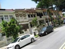 fujiyanのシンガポール駐在記-Martaban Roadのショップハウス