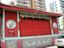 fujiyanのシンガポール駐在記-「Go Chor Tua Pek Kong Temple」舞台
