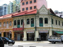 fujiyanのシンガポール駐在記-ショップハウス(412-418 Balestier Road)